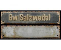 Tausche original gelaufenes Bw Salzwedel