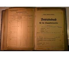 Biete gegen Gebot Betriebsbuch VES-M 19 015